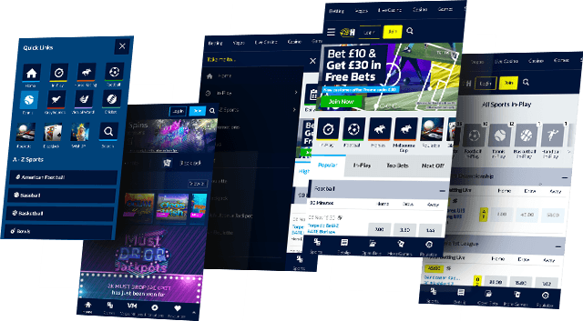 William Hill mobile android app